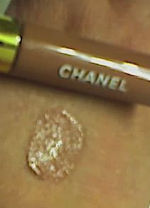 Chanel Rouge Double Intensite in Nude Topaz