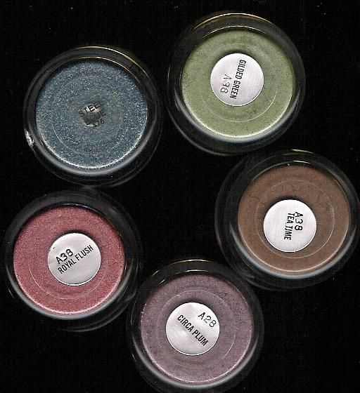MAC Circa Plum Pigment