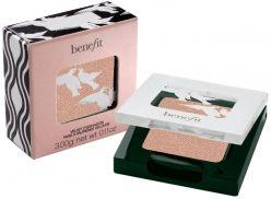 BeneFit Cosmetics Velvet eyeshadow- Leggy