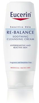 Eucerin Re-balance Soothing Cleansing Cream [DISCONTINUED]