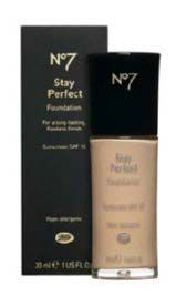 Boots  No7 Stay Perfect Foundation