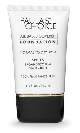 Paula's Choice All Bases Covered Foundation SPF 25