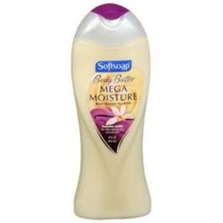 Softsoap Mega Moisture Body Wash - Heavenly Vanilla