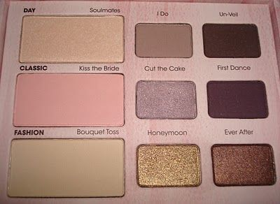 Too Faced Romantic Eye
