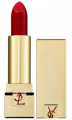 Yves Saint Laurent ROUGE PUR COUTURE SPF15 - Pure Colour Satiny Radiance in #20 Rouge Flamme-Cranberry Red