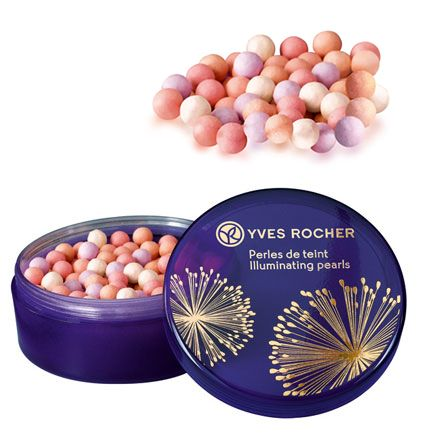 Yves Rocher Illuminating Pearls