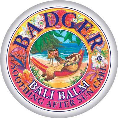 Badger Bali balm