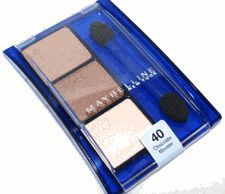 Maybelline Expert Wear Eye Trio in Chocolate Mousse