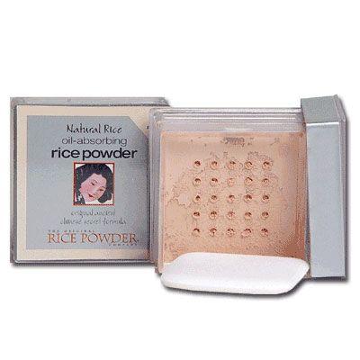 Palladio Rice Powder in Warm Beige