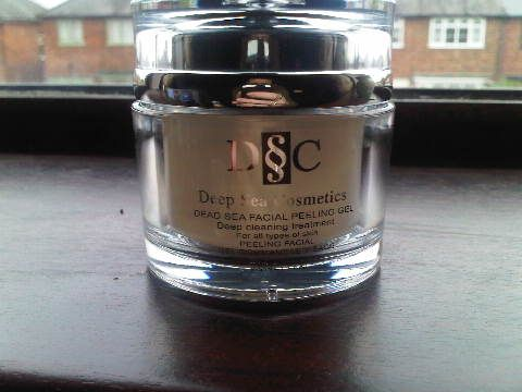 DSC-Dead Sea Facial Peeling Gel