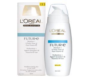 L'Oreal Dermo Expertise Futur-e Moisturizer SPF 15 (Oil-Free)