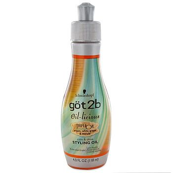 Got2B Oil-licious Calm & Shine Styling Oil