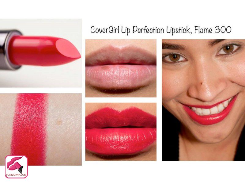 Cover Girl Lip Perfection- Flame