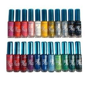 L.A. Colors Art Deco Nail Art Lacquer