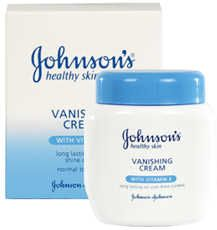 Johnson & Johnson Johnson's Healthy Skin Vanishing Cream (Oil Free)