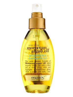 Organix Moroccan Argan Oil Weightless Healing Dry Oil spray