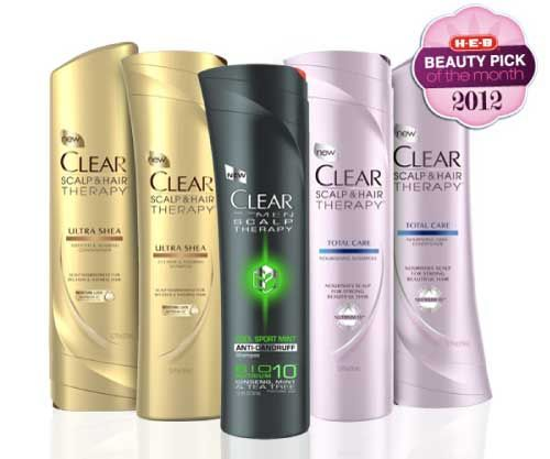 Clear Scalp & Hair Shampoo