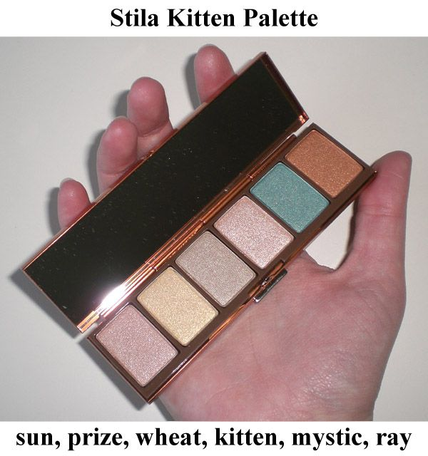 Stila Stila Kitten Palette Summer 08
