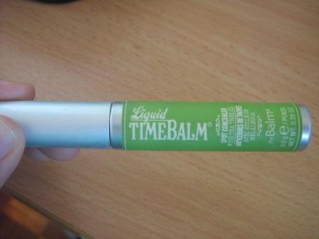 TheBalm Liquid TimeBalm Spot Concealer