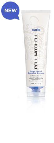 Paul Mitchell Curls Spring Loaded Detangling Shampoo