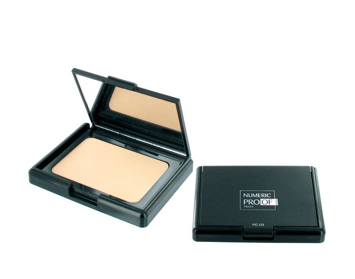 Numeric Proof Compact Powder