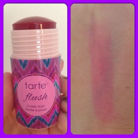 Tarte flush cheek stain