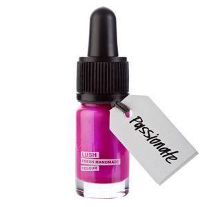 LUSH Liquid Lipstick - Passionate