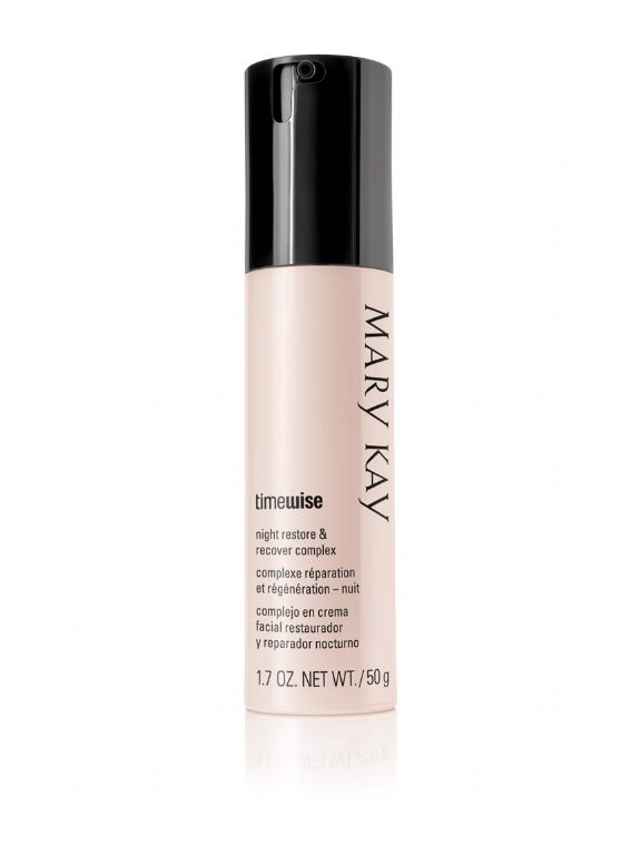 Mary Kay Timewise Night Restore and Recover Complex