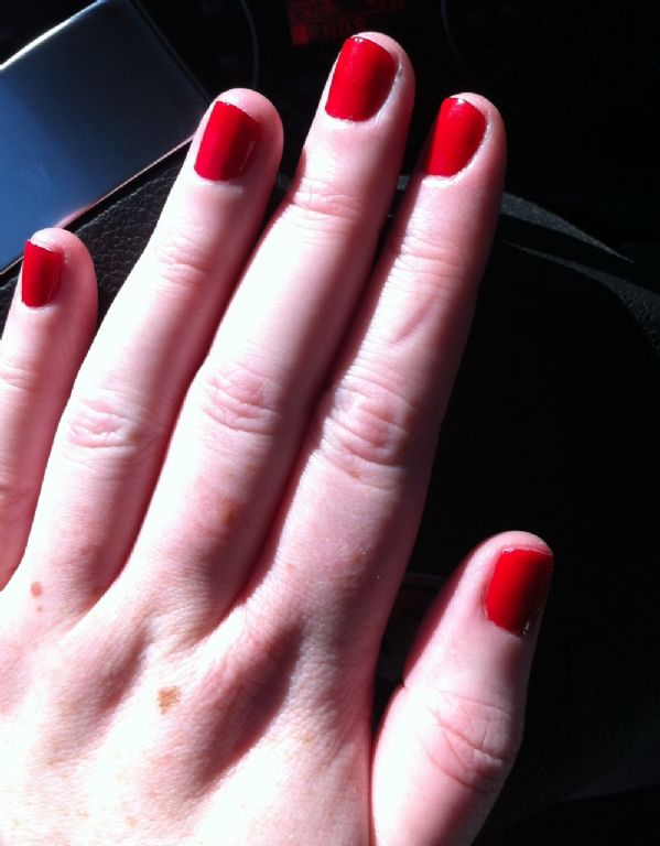 Yves Saint Laurent Rouge Pop Art N1