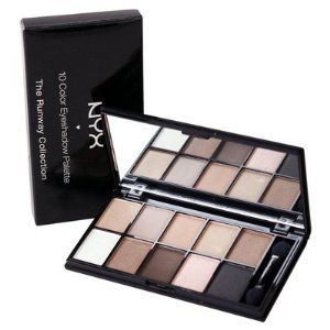 NYX 10 Color Palette - Champagne & Caviar [DISCONTINUED]