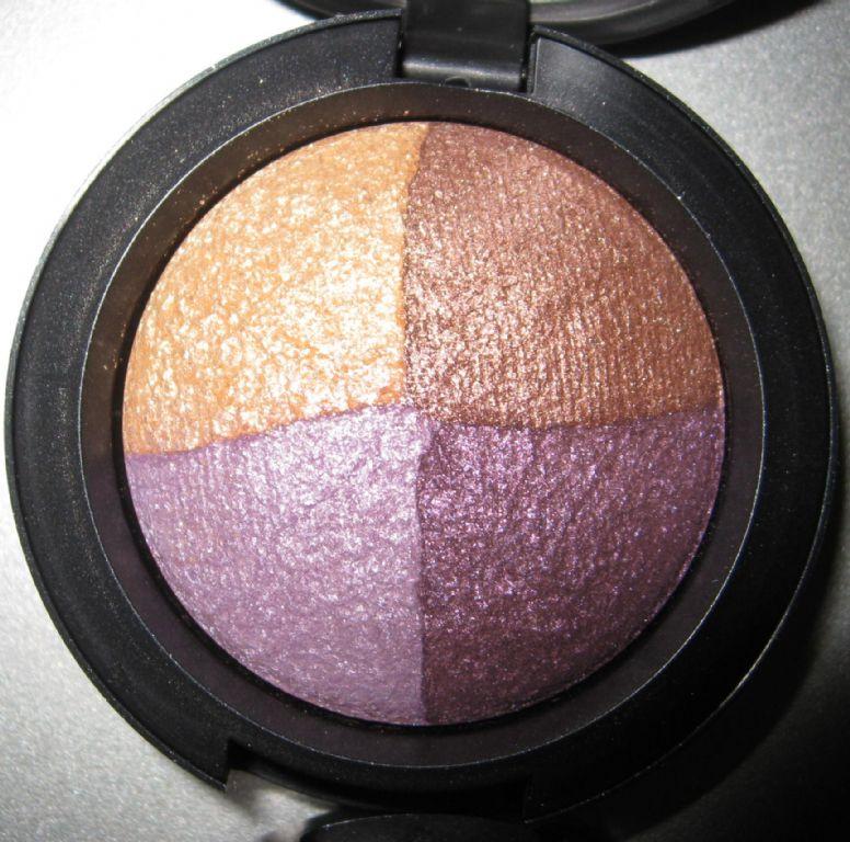 MAC Eccentricity Mineral Eyeshadow Quad