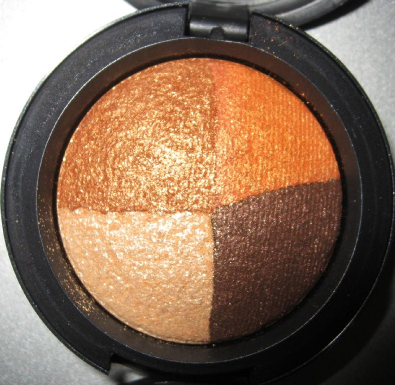 MAC Mineralize Quad - Natural Flare