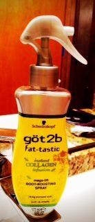 Got2B Got 2b Fat-Tastic Mega-Lift Root Boosting Spray