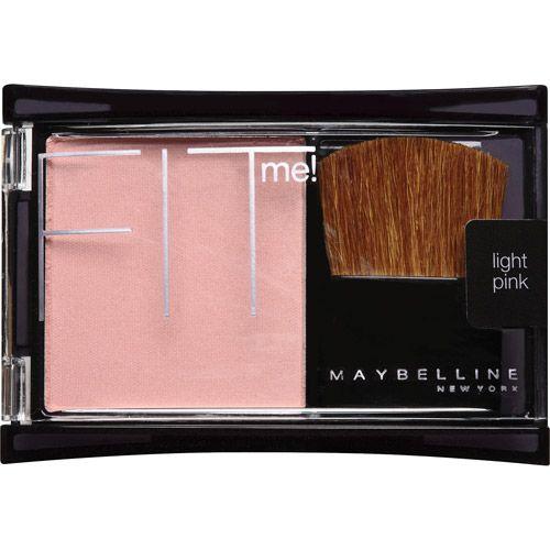 Maybelline FIT ME Blush - Light Pink