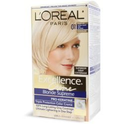L'Oreal Extra Light Ash Blonde Excellence Creme