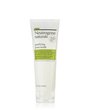 Neutrogena Naturals Daily Facial Scrub
