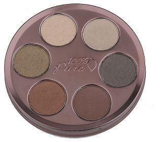 100 Percent Pure Eyeshadow Palette in Cocoa