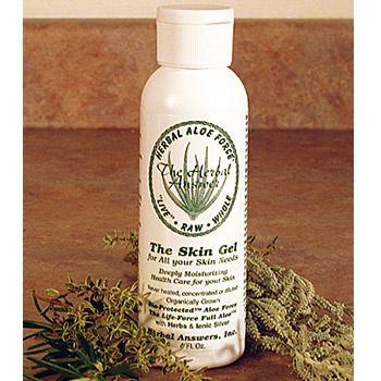 Herbal Aloe Force The Skin Gel
