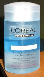 L'Oreal Gentle Lip & Eye Makeup Remover