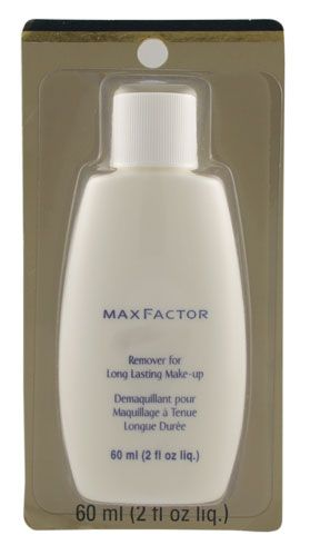 Max Factor Remover for Long-Lasting Makeup