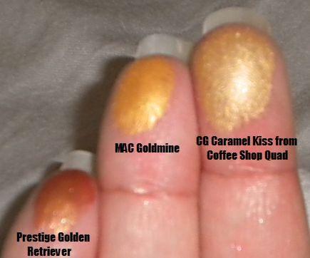 MAC Frost - Goldmine
