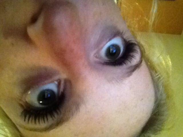 Ardell 109 false eyelashes