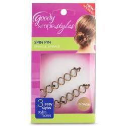 Goody Spin Pin