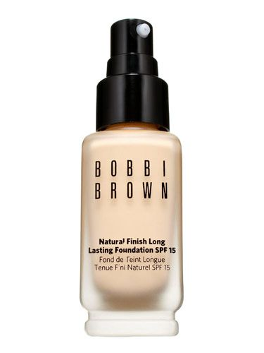 Bobbi Brown Natural Finish- Long Lasting Foundation SPF 15 [DISCONTINUED]