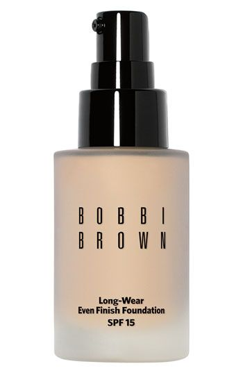 Bobbi Brown Long Wear Even Finish Foundation Spf 15