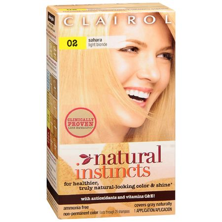 Natural Instincts Hair Color on Hair Color   Clairol   Natural Instincts Hair Color