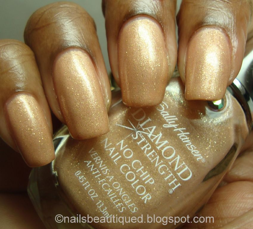 Sally Hansen Diamond Strength 3k or More!