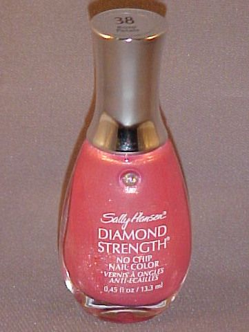 Sally Hansen Diamond Strength - Rose Petals