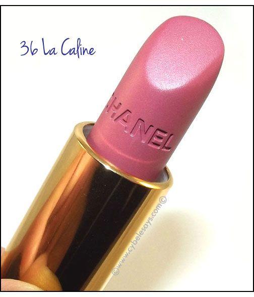 Chanel Chanel Rouge Allure Velvet #36 - La Caline