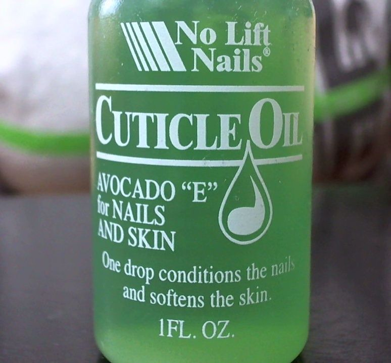 No Lift Nails - No Lift Nails Cuticle Oil